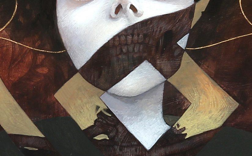 Очерки к картинам Leilani Bustamante