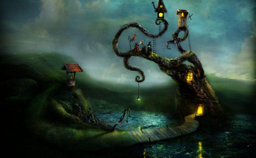 Скандинавская сказка «Авов и Илатан»